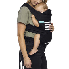 Moby Double Tie Baby Carrier (Stripes)