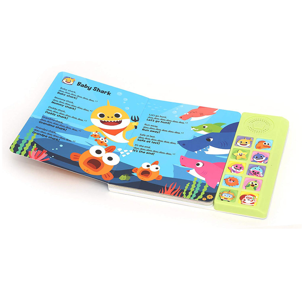 Pinkfong Sound Book Baby Shark
