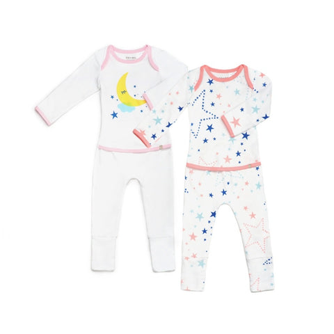 Oeteo Starry Gaze Easy 2-Piece Bundle Set