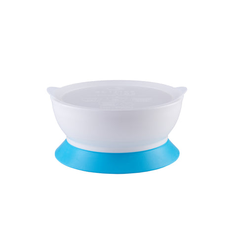 Elipse 12oz Suction Bowl with Lid