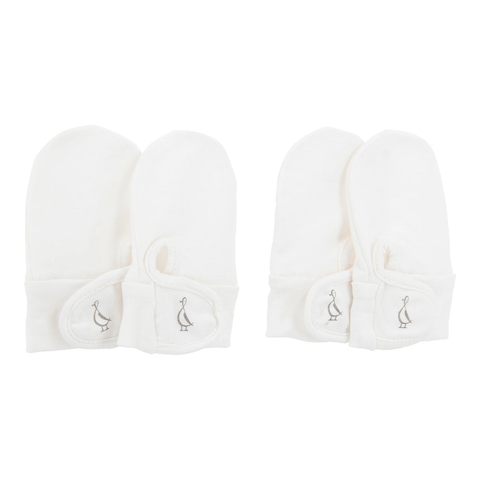 Raph&Remy Premium Bamboo Baby Mittens Duo Set