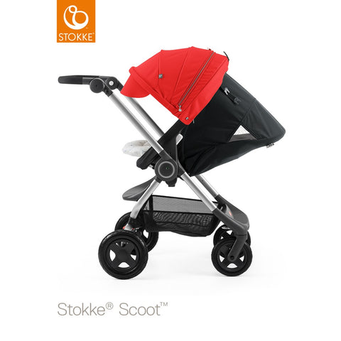 Stokke Scoot Stroller (Black Seat)