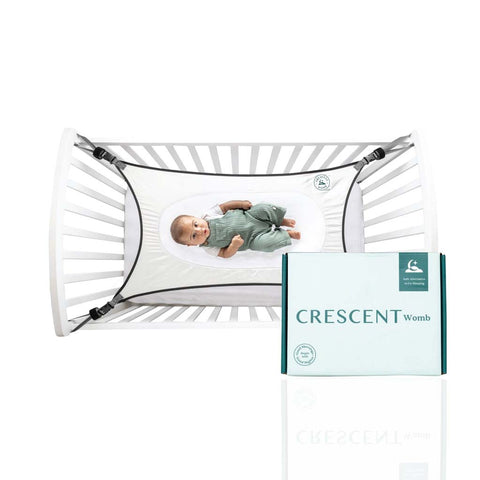 Crescent Womb™ The first + only Infant Safety Bed