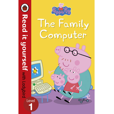 Peppa Pig The Family Computer