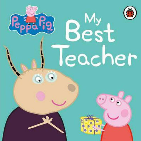 Peppa Pig My Best Teacher