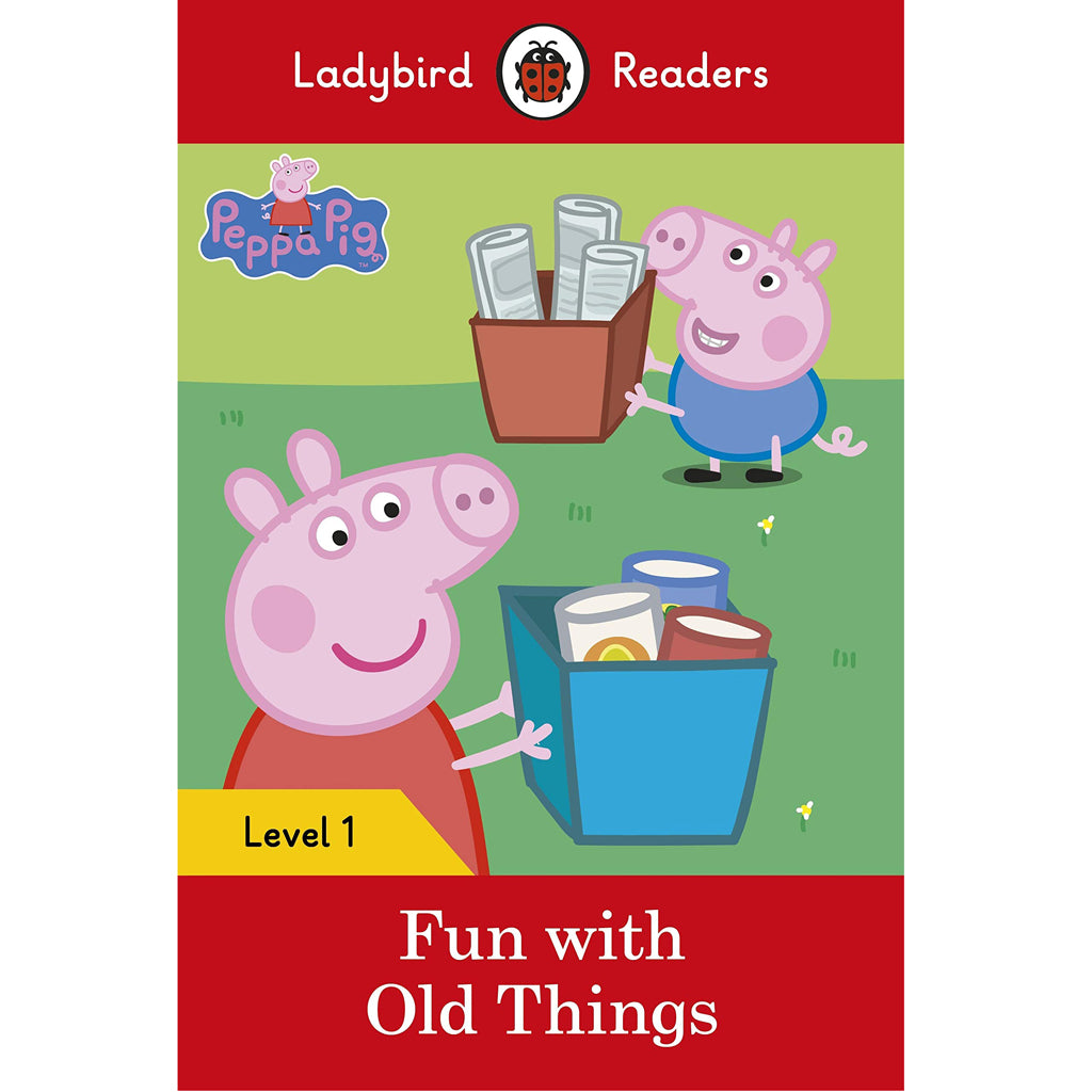 Peppa Pig Fun with Old Things