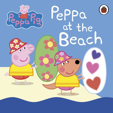 Peppa Pig Peppa At The Beach
