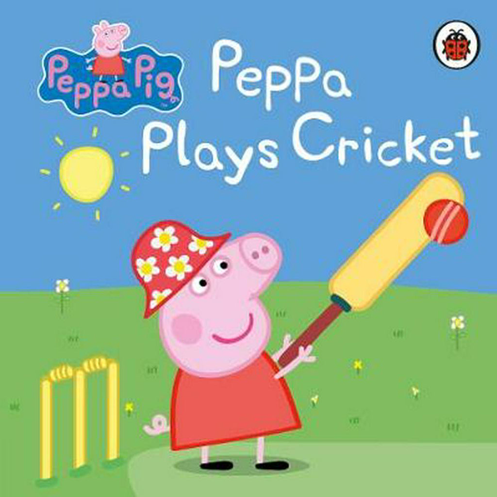 Peppa Pig Plays Cricket
