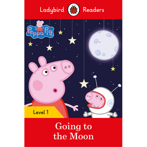 Peppa Pig Going to the Moon