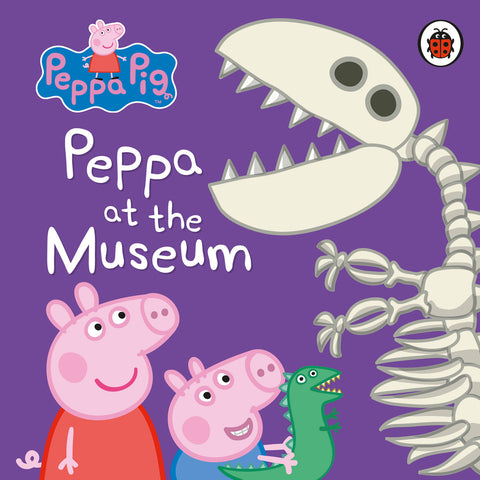 Peppa Pig Peppa at the Musem