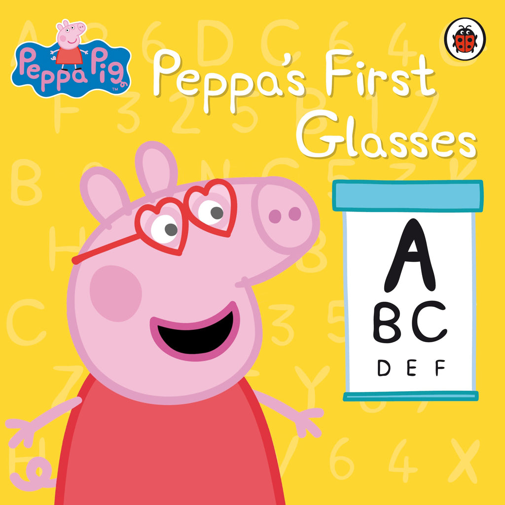 Peppa Pig Peppa's First Glasses
