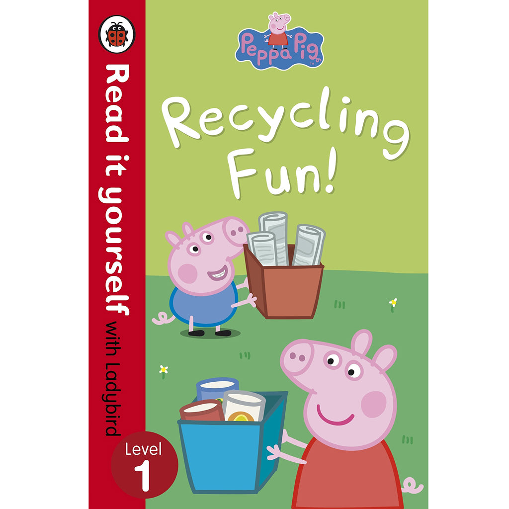 Peppa Pig Recycling Fun New Look