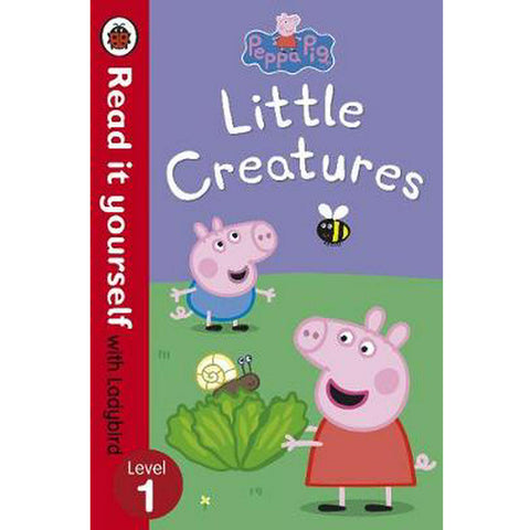 Peppa Pig Little Creatures New Look
