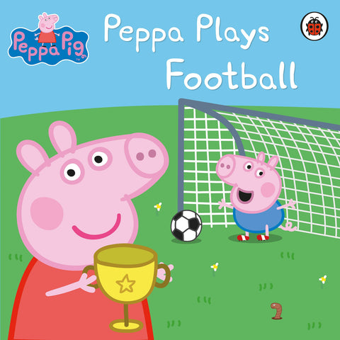 Peppa Pig Peppa Plays Football