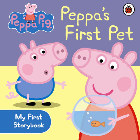 Peppa Pig Peppa's 1st Pet