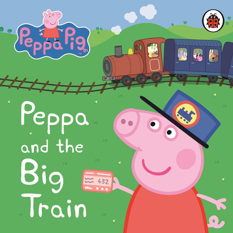 Peppa Pig Peppa & The Big Train