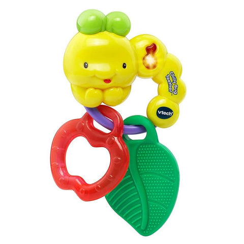 V-Tech Caterpillar Teether