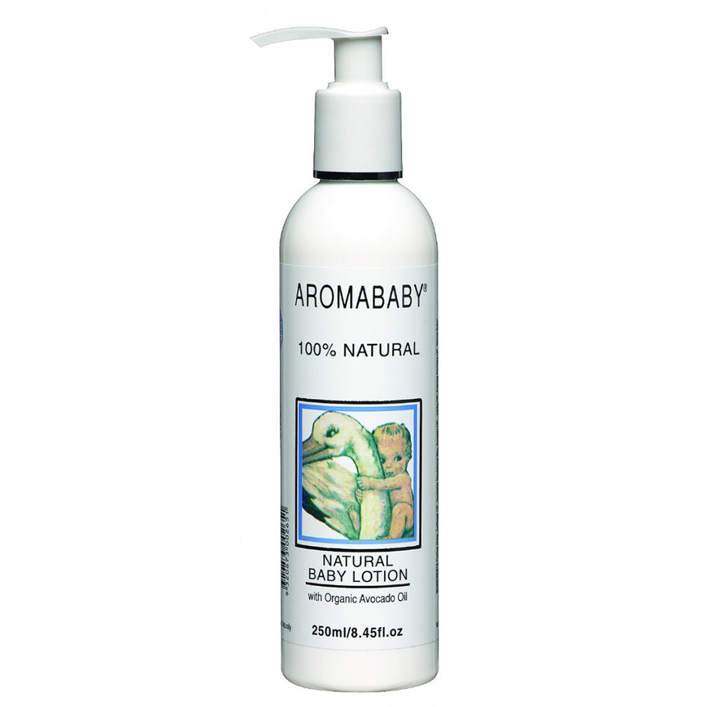 Aromababy Natural Baby Lotion With Organic Avocado 250ml