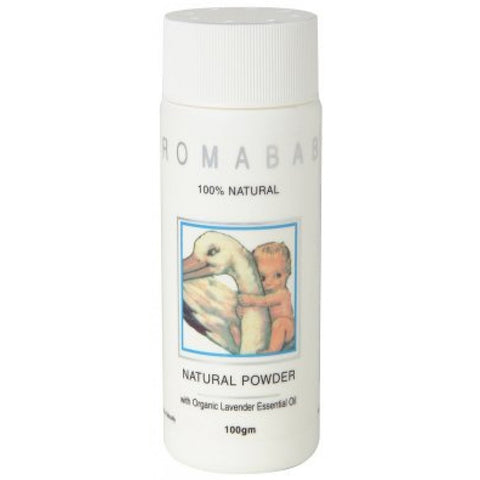 Aromababy Natural Powder 125ml