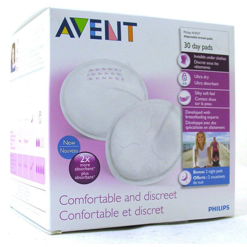 Avent Disposable Breast Pads - Day Pads