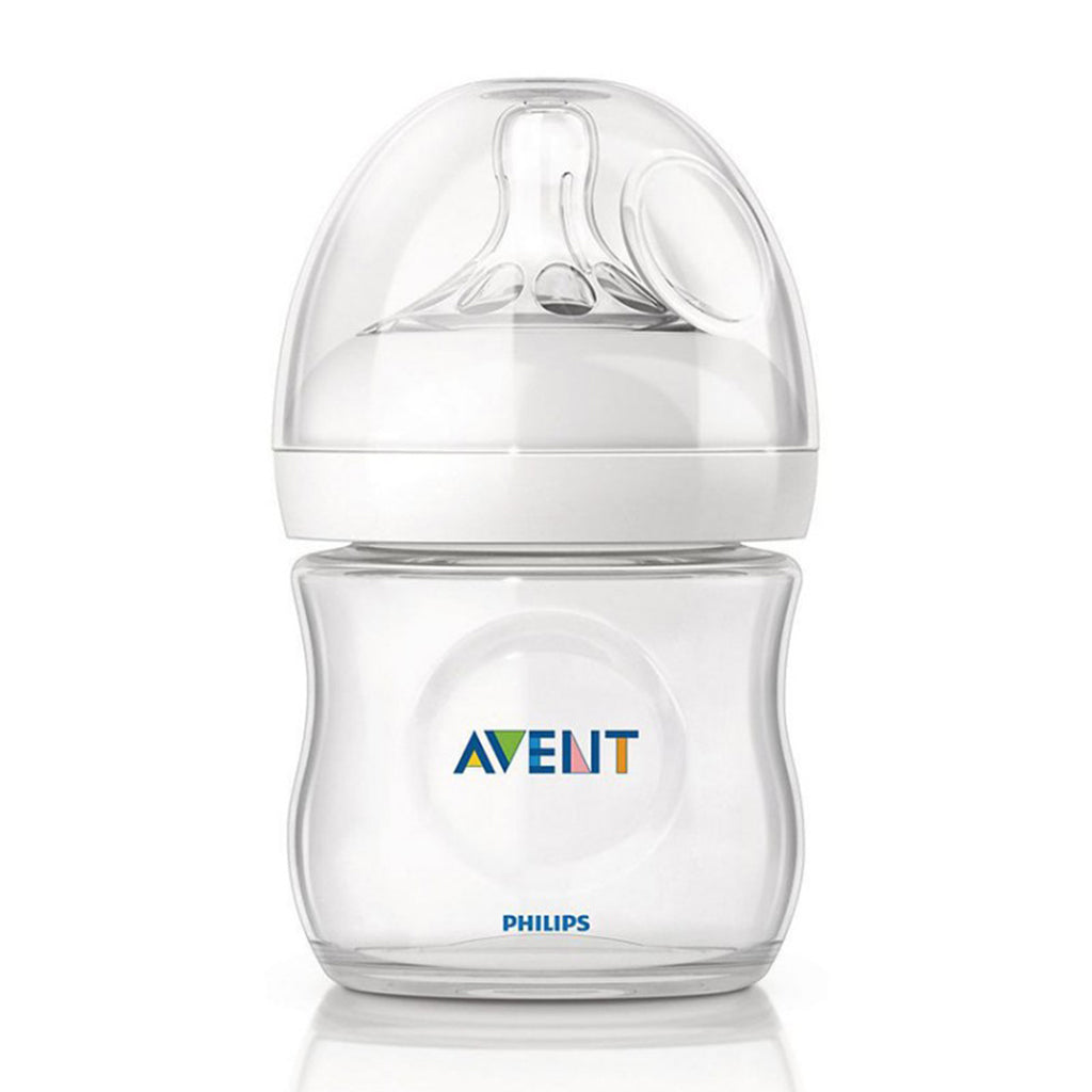 Avent Natural Bottle Single - 125ml