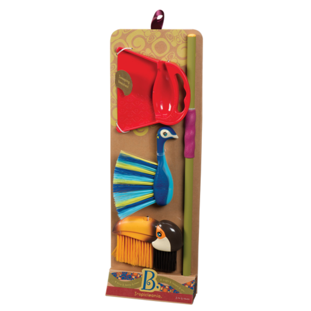 B.Toys Tropical Cleaning Set