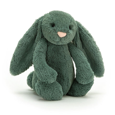 Jellycat Bashful Forest Bunny Small
