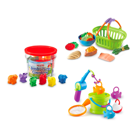Learning Resources Activity Set for Kids 2Y+