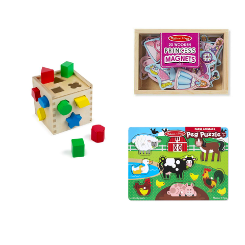 Melissa & Doug Activity Set for Kids 2Y+