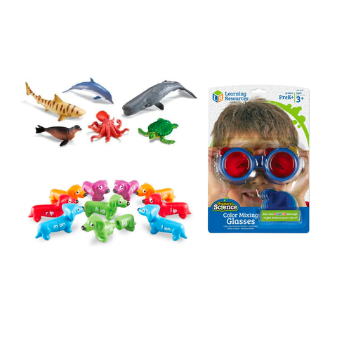 Learning Resources Activity Set for Kids 3Y+