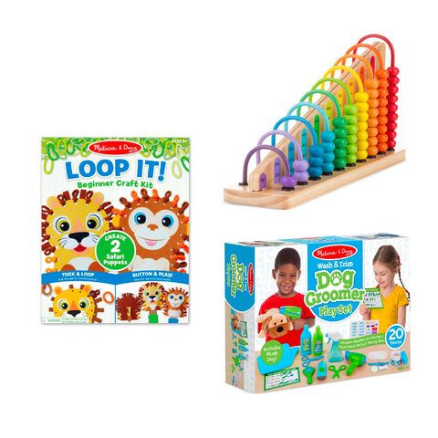 Melissa & Doug Activity Set for Kids 3Y+