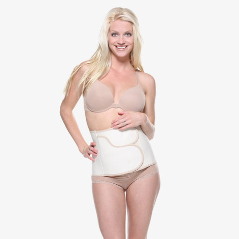 Belly Bandit B.F.F Belly Wrap - Cream