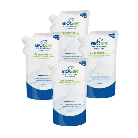 BioCair Air Purifying Solution 4 Pack