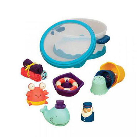 B.Toys Tub Time Set