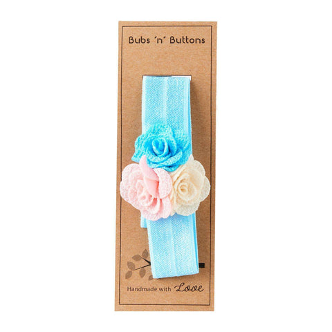 Bubs 'n' Buttons Baby Headband
