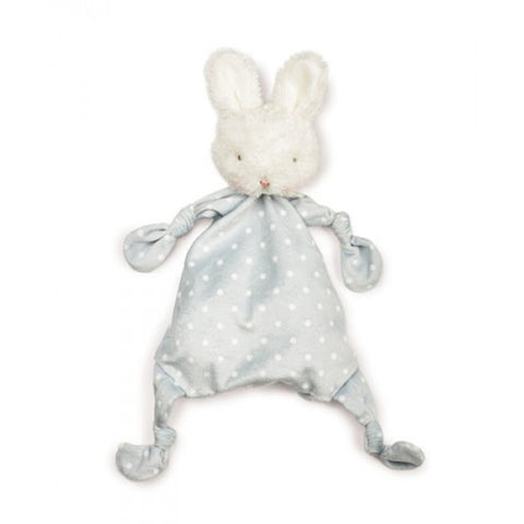 Bunnies by the Bay Bloom Bunny Knotty Friend Grey