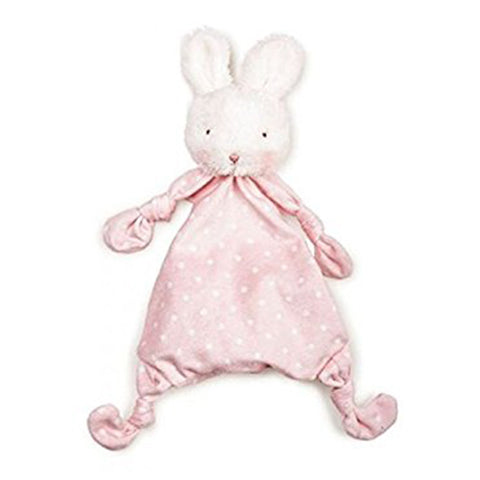Bunnies by the Bay Blossom Knotty Friend Pink