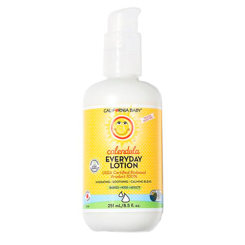 California Baby Calendula Everyday Lotion 8.5oz