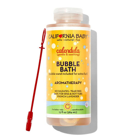 California Baby Bubble Bath Calendula 13oz