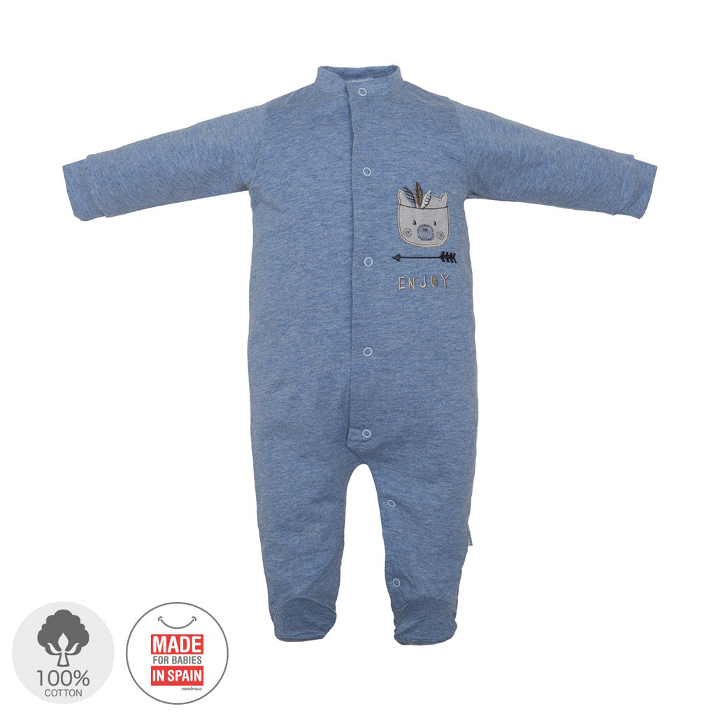 Cambrass Playsuit Denim