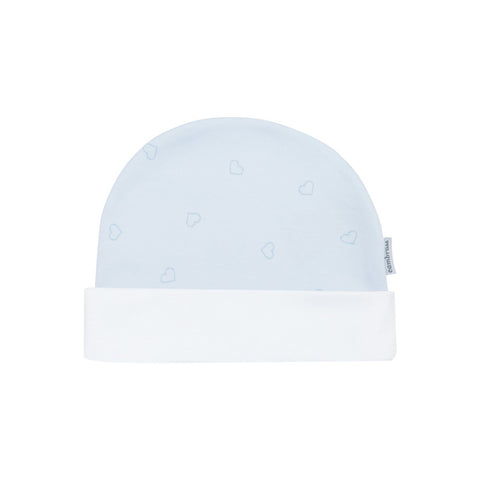 Cambrass Newborn Cap Small Hearts