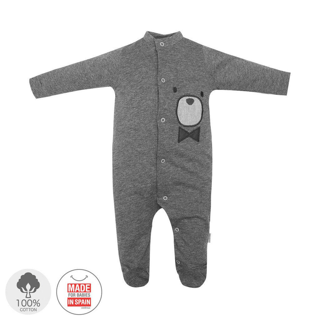 Cambrass Playsuit Smart Bear