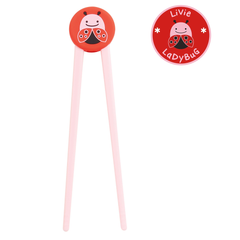 Skip Hop Zoo Little Kid Training Chopsticks