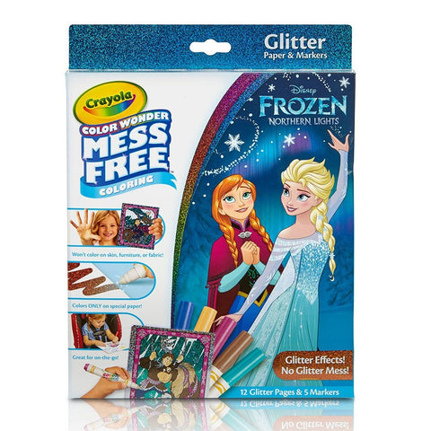 Crayola Colour Wonder Box Set - Disney Frozen