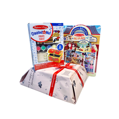 Christmas Gift Set - Toy Bundle for 4 Year Old