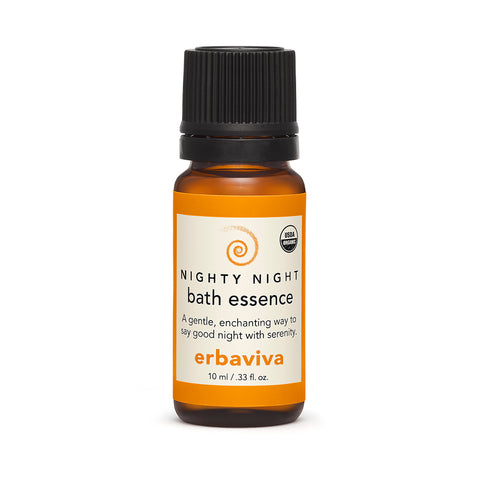 Erbaviva Nighty Night Bath Essence 10ml