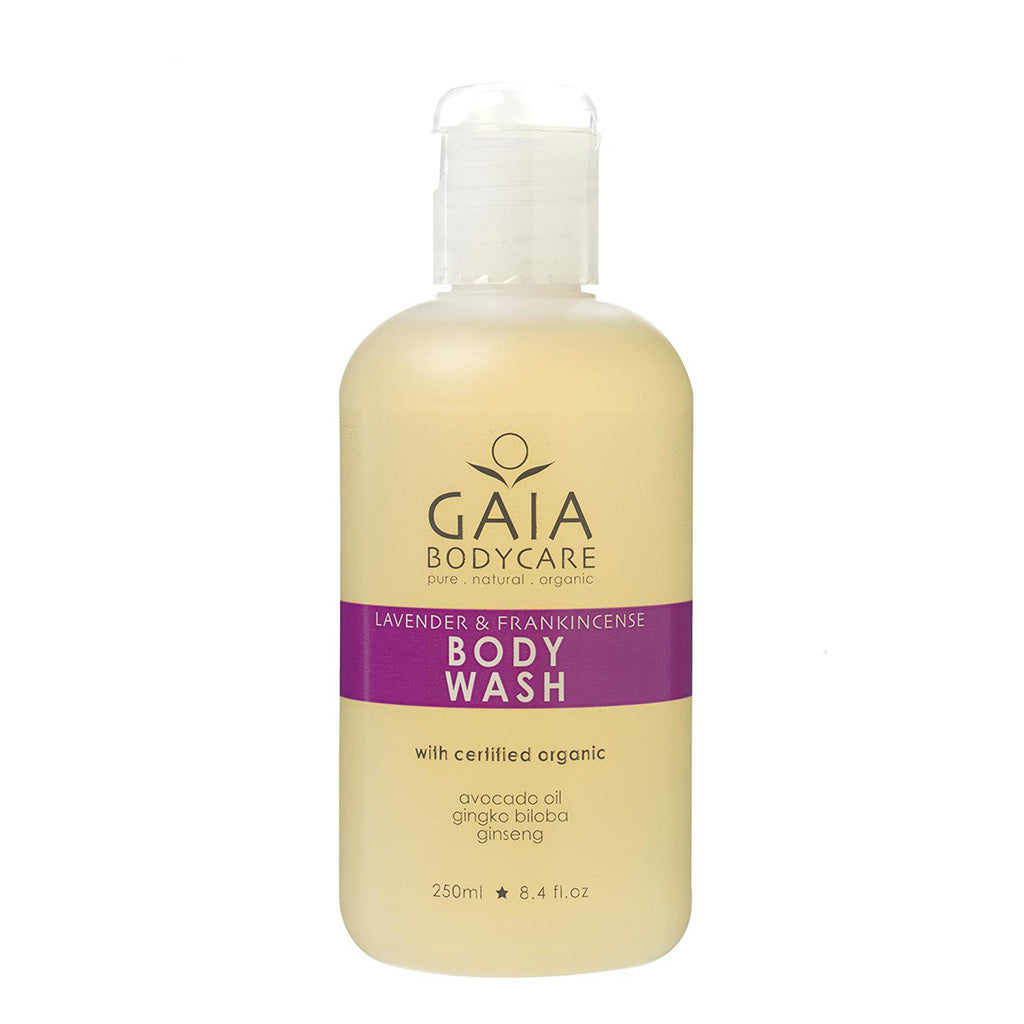 Gaia Body Wash Lavender - 250ml