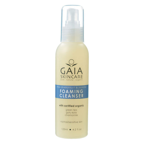 Gaia Foaming Cleanser - 125ml