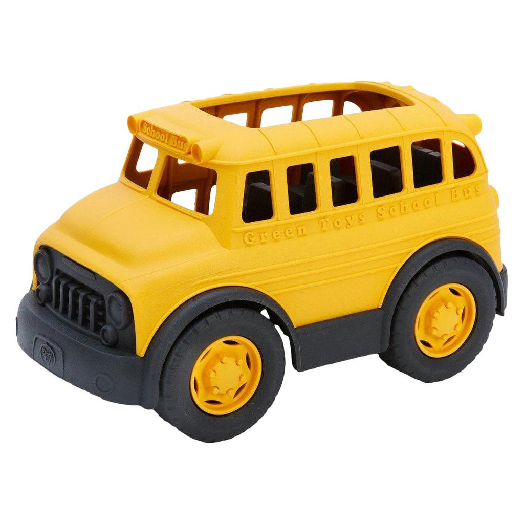 Green Toys Yellow Schoolbus
