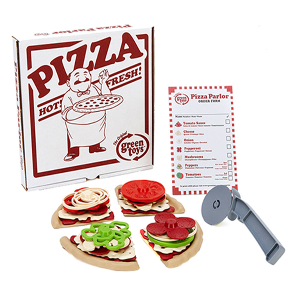 Green Toys Pizza Parlour